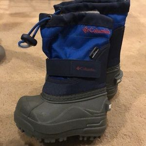 Columbia Winter Boots  size 4 baby